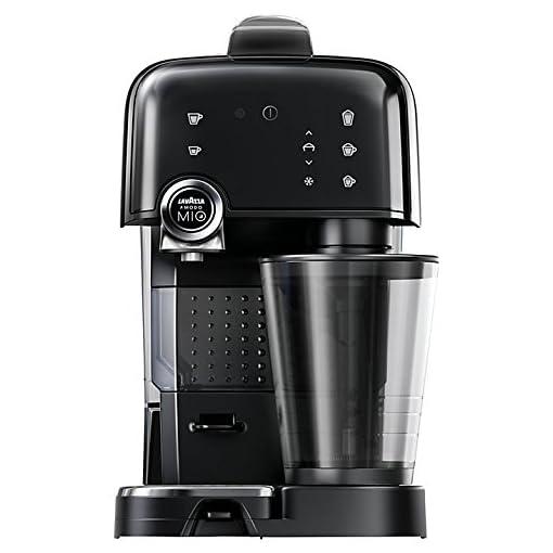 Lavazza Fantasia – Coffee Makers (Freestanding, Semi-auto, Espresso Machine, Lavazza A Modo Mio, Coffee Capsule, Black)