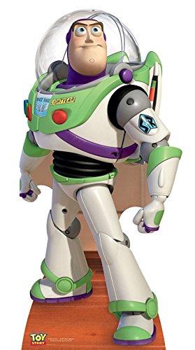 StarCutouts - Reproducción a escala Buzz Lightyear Toy Story (SC373)