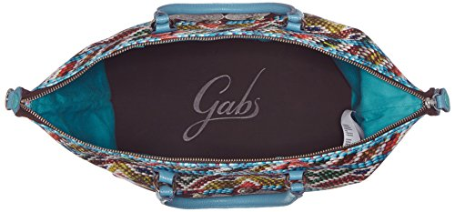 GABS - G3, Borsa a mano Donna Mehrfarbig (Perline)