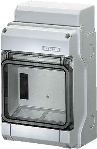 Hensel KV-Automatengehäuse KV 1506 6TE 6x18mm IP54 KV-Automatengehäuse Installationskleinverteiler 4012591107064