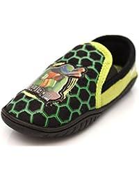 Zapatos verdes Tortugas Ninja para mujer Cex1cPsW