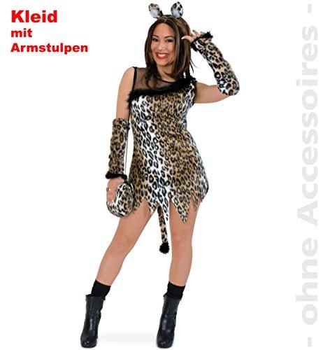 Hexen Katze Kostüm - FRIES Damen Kostüm Leo Katze