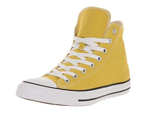 Converse 144826, Femme Sneakers Bitter Lemon