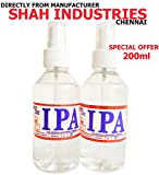 Best Alcohol - CLEANMAX IPA 99% ISOPROPYL Alcohol (E-Grade) 200ml Review
