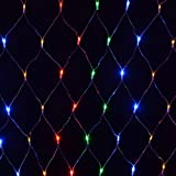 180 Bulb Multi-Action Multi Coloured Net Light Indoor & Outdoor Use Christmas