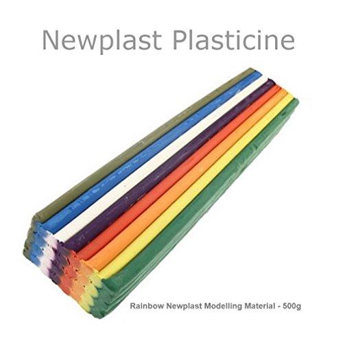 Newplast Arcobaleno in 21 Colori da 500g