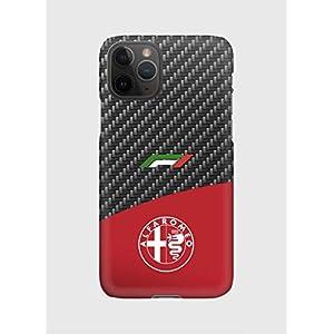 F1 alfa romeo Handyhülle passt iPhone 11, 11 pro, 11 pro max, XS, XS max, XR, 8, 8 +, 7, 7+, 6, 6+, 5.