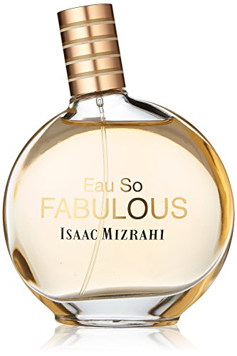 Isaac Mizrahi Eau So Fabulous Eau de Toilette Spray for Women, 3.4 Ounce by Fabulous by Isaac Mizrahi