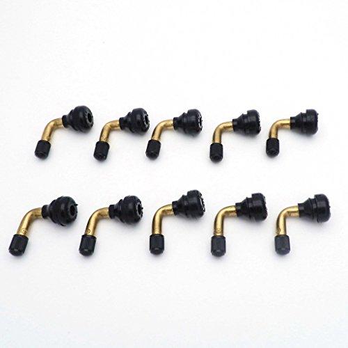 YunShuo 10x Roller Rollerventil Winkelventil gewinkelt 90 ° Ventil 11,3mm ventil