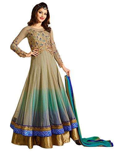 Justkartit 2017 Party Wear Anarkali Suits / Wedding Occasion Wear Anarkali Dresses Designs 2017
