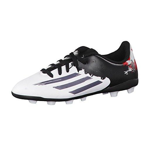 Messi 10.4 FG Enfants - Chaussures de Foot Noir