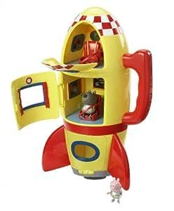 Character options figurine la fus e peppa pig jeux et jouets - Fusee peppa pig ...