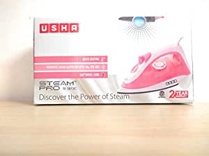 Usha Steam Iron SI3813C 1300W - Pink
