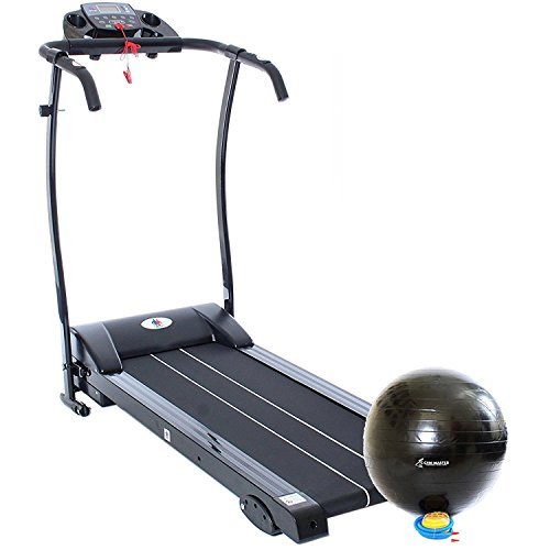 GYM MASTER PRO Motorised Treadmill Folding Running Machine
