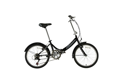 FALCON FOLD AWAY   BICICLETA PLEGABLE  CUADRO DE 13  COLOR NEGRO