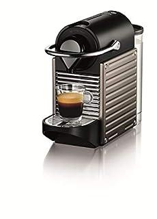 Nespresso Krups Pixie XN3005 - Cafetera monodosis de cápsulas Nespresso, 19 bares, apagado automático, color gris (B004IZOAFO)   Amazon price tracker / tracking, Amazon price history charts, Amazon price watches, Amazon price drop alerts