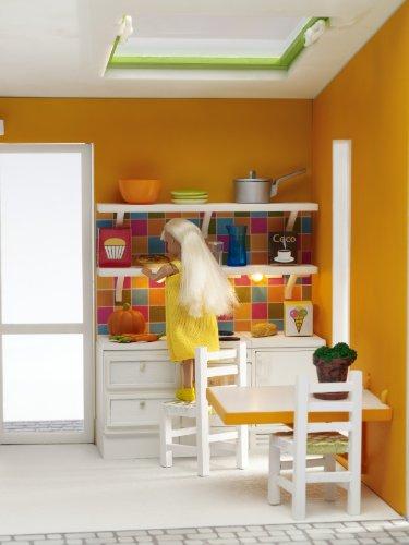 Imagen principal de Lundby 83.2004.00 - Juego de cocina Gotland para casa de muñecas