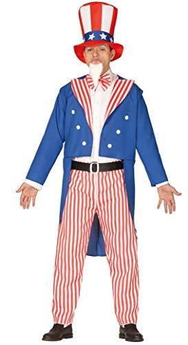 Fiestas Guirca Onkel Sam Kostüm Ich Will Dich, Herr (Uncle Sam Für Erwachsene Herren Kostüm)