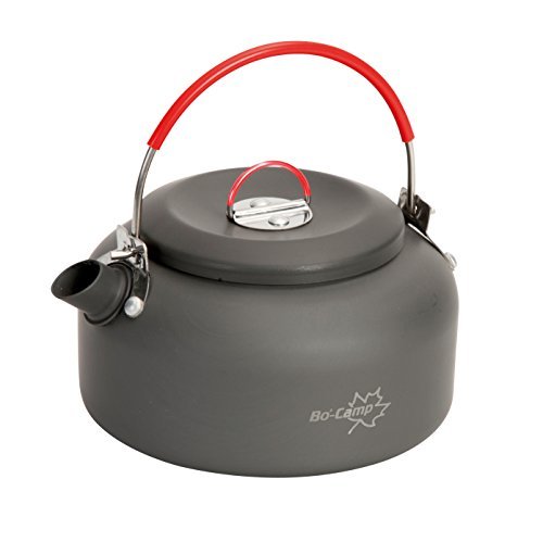 Bo-Camp BC tea-kettle – Schwarz, 8 Liter