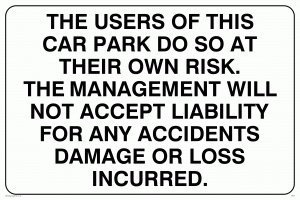 viking-signs-ir578-a3l-1m-carpark-liability-disclaimer-sign-1-mm-plastic-semi-rigid-300-mm-h-x-400-m