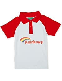Rainbow Girl's Polo Shirt