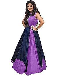 217498468a13 Purples Women s Ethnic Gowns  Buy Purples Women s Ethnic Gowns ...