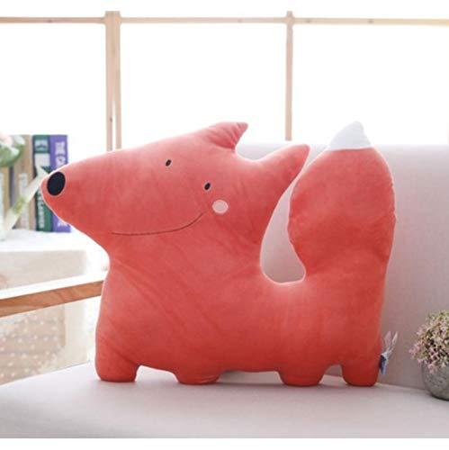 qingfengxulai Plüschtier Ultra-Soft Schlafen Tierförmige Gepolsterte Kissen Pad Spielzeug Geschenk Für Freunde Oder Familie Hauptdekoration 25 cm