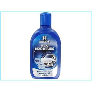 ABEL Auto Polish Micro Graffi -5 Anni Elimina Micro-Graffi Fa Brillare a Lungo Flacone 500 ml