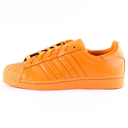 Arancio Supercolor Brillante Superstar Chaussures Adidas 5tATqP