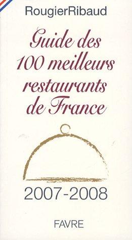 Les 100 meilleurs restaurants de France