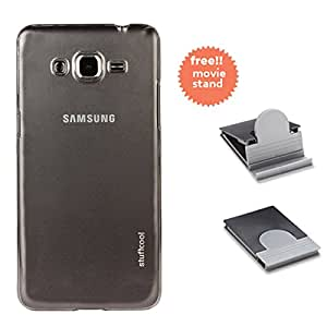 Stuffcool Clair Transparent Hard Back Case Cover for Samsung Galaxy Grand Prime - Clear (CLSG530-CLR)