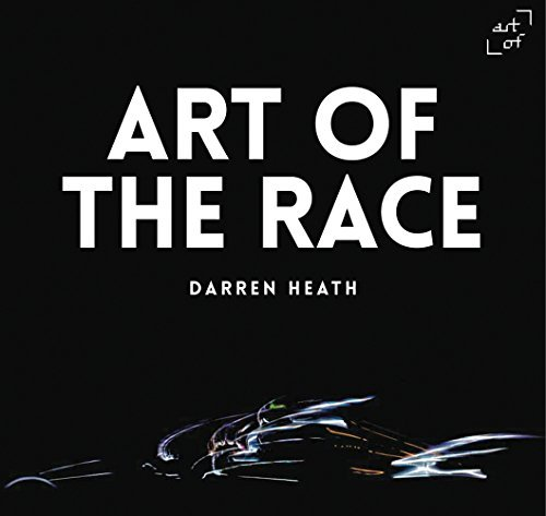 Art of the Race - V14 by Darren Heath (2015-09-23)