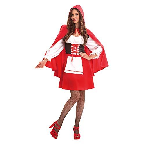 (My Other Me Damen Rotkäppchen Kostüm, M-L (viving Costumes 200791))