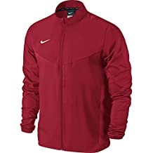 Nike Jacket Team Performance Shield Chaqueta, Hombre, Rojo / Blanco (University Red / White), S