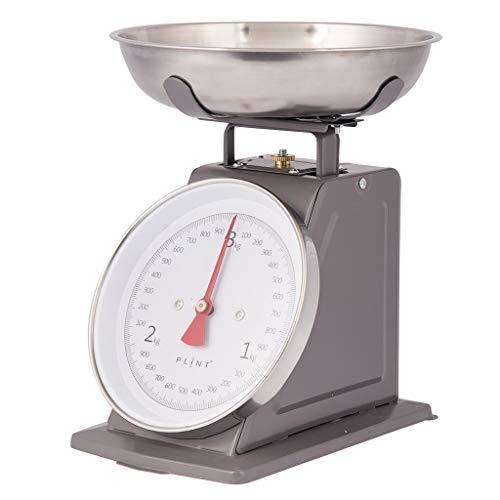 Pèse-Personne Vintage Style plINT - Balance de Cuisine -...