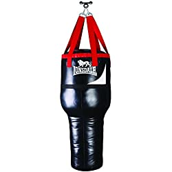 Genuine LONSDALE HEAVY ANGLE Boxing PUNCH BAG - Pro MMA UFC Hanging Kick