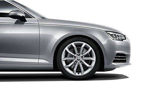 AUDI WKR 10-Speichen-V-Design 8x18 5/112/40 Alu-Basisrad 245/40 R18 - DLW1666