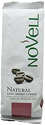 Cafes Novell UK 100% Arabica coffee beans by Cafes Novell