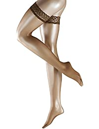 Falke Shelina 12 Denier, Bas Hold-Up Femme
