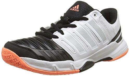 Adidas Court Stabil 11 Women's Scarpe Interne ftwr white-silver met.-core black