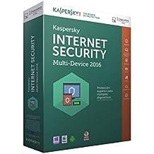 Kaspersky Internet Security  Multi-Device 2016 (Protección superior para 1 dispositivo)