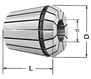 Orion Pince de serrage DIN vw-6499B Il 25–10mm