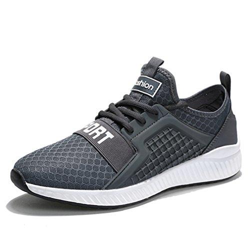 Homme chaussure de running course jogging sneakers trial athlétique fitness formateur chaussure de mulitsport outdoor légère confort