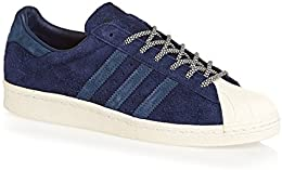 adidas Superstar 80's Homme Baskets Mode Bleu