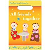 In The Night Garden (All Friends Together) 8 Party Loot Bags