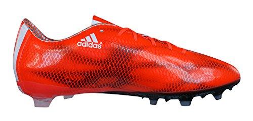 adidas F30 Fg, Chaussures de Football Homme solar red/ftwr white/core black