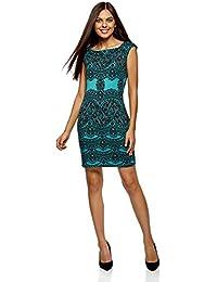8240b84929fe Amazon.it  Tubino e Peplum - Vestiti   Donna  Abbigliamento