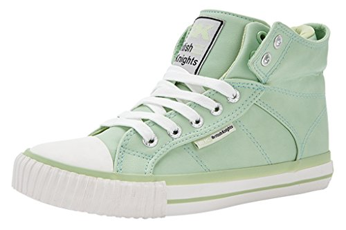 British Knights Roco Herren High-Top Vert clair/blanc