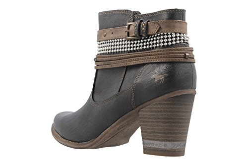 Mustang 1147506, Boots femme Gris