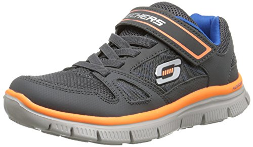 Skechers Flex Advantage Master Dash, Boys' Multisport Outdoor Shoes, Grey (Ccor -...